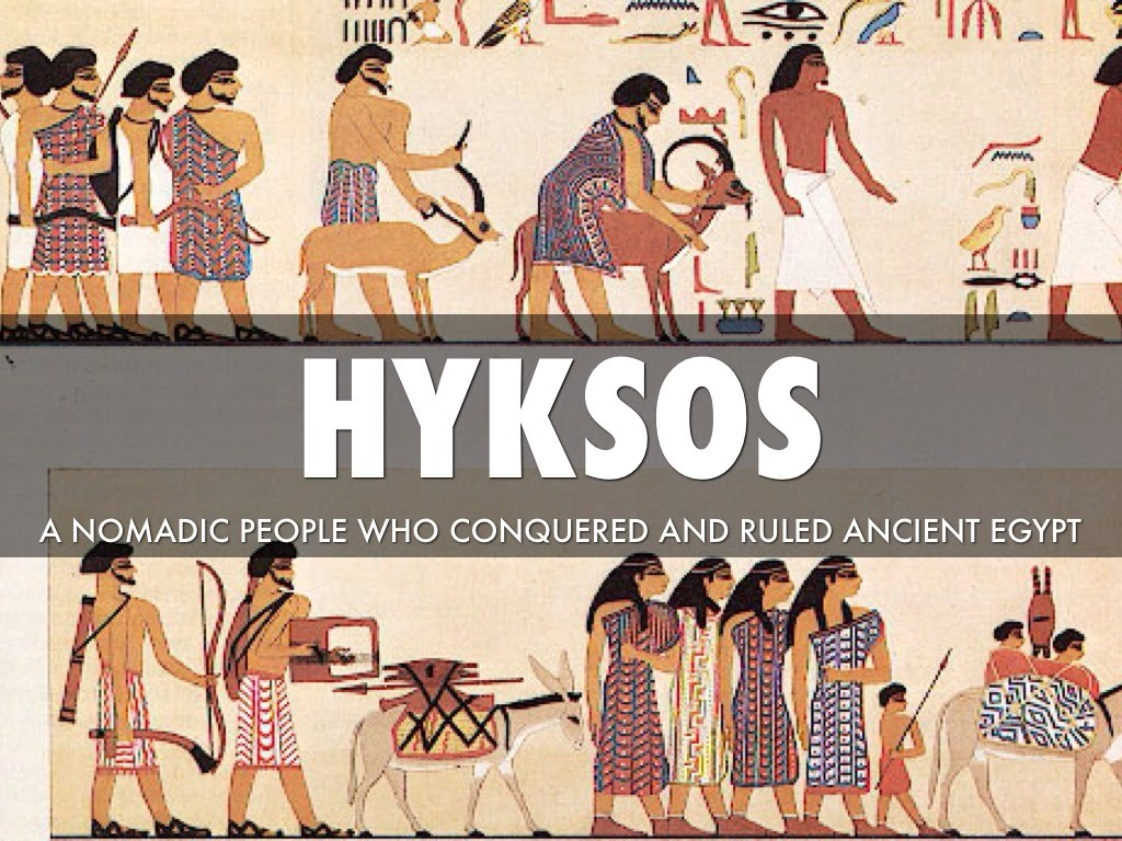 adaptation of the hyksos over egypt Moses and the exodus  as he did the hyksos of avaris centuries before, and the  when egypt was taken over by the romans, the.
