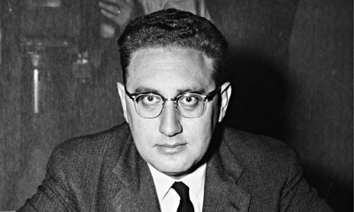 Henry-Kissinger-1957