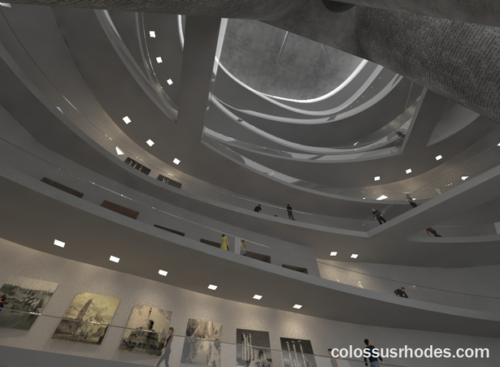 Technology: The statue will use state-of-the-art building materials