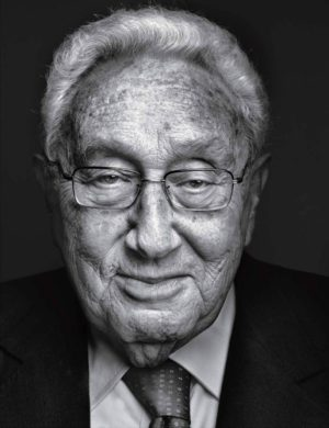 Kissinger today