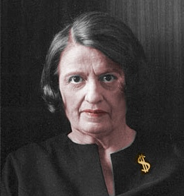 Ayn Rand the pathological