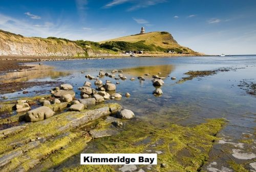 Kimmeridge-Bay