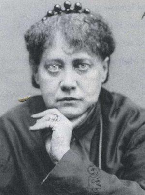 Mme. Blavatsky