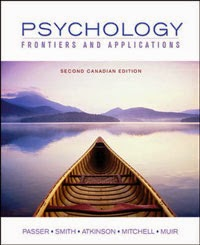 Psychology. Frontiers and Applications