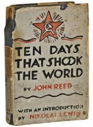 Reed's book -- with an introduction by Nikolai Lenin proudly touted on its cover