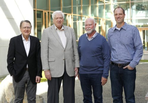 Clyde Hutchison - Hamilton Smith - J Craig Venter - Daniel Gibson